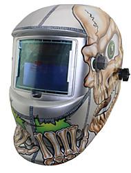 череп сварка accessoriees солнечной батареи Li автоматический потемнение аргонодуговой МИГ сварки штучными электродами маски / шлемы /