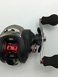 Baitcast Reels 6.3:1 11BB Bait Casting / Freshwater Fishing / Lure Fishing-KW150 R  Low configuration version FLK