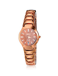 Women's Rose Gold Band Analog Quartz Japan PC Wrist Watch Jewelry Cool Watches Unique Watches