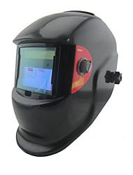 acessórios de soldadura da bateria li energia solar auto escurecimento tig mig mag mma soldagem máscara / capacete de soldador / cap /