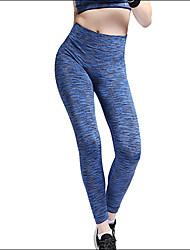 Shaperdiva Women's High Waist Workout Yoga Pants Crop Control Sports Leggings