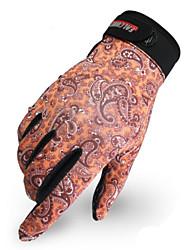 Unisex Handschuhe Freizeit Sport warm halten / tragbar / Antirutsch Frühling / Herbst / Winter Gelb / Grau-Sport-S / M / L / XL