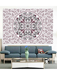 Blooming Indian Tapestry Fabric Mandala Tapestry Wall Hanging Carpet Bed Sheet 140cmx210cm marocco decor Hot Sale