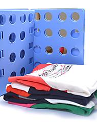 Clothes T Shirt Top Folder Magic Folding Board Flip Fold Adult Laundry Organizer T-Shirts Folding Board