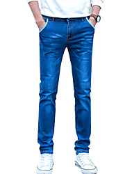 In the spring of 2016 new young boys levis jeans stretch four feet long pants male tide