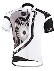 PALADIN Cycling Tops / Jerseys Men's / Unisex BikeBreathable / Ultraviolet Resistant / Quick Dry / Compression / Lightweight Materials /