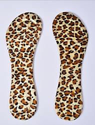 Plantillas(Negro / Azul / Rojo / Transparente / Leopardo / Piel) -Interior del Zapato- deSilicona