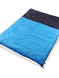 Hollow Cotton Polyester Lining Double Rectangular Bag/Sleeping Bag for Camping and Hiking