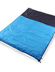 Schlafsack Rechteckiger Schlafsack Doppelbett(200 x 200) 10 Hohlbaumwolle 190X140