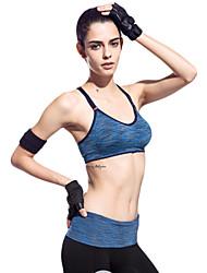 Women Girl Fashion Padded Bra Top Gym Sports Yoga Stretch Athletic Vest 001