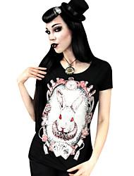 Lycra Black Classic T-shirt
