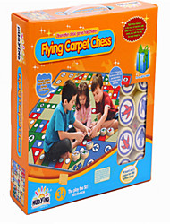 Children's Puzzle Flying Chess Game Carpet Mat Crawling Carpet Parent Child Play Two