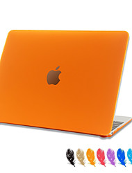 """Matte  Plastic Hard Full Body Case Cover for  MacBook  Air 11"""" /13""""(Assorted Colors)"""