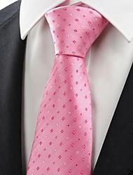 New Checked Pattern Men's Tie Necktie Formal Wedding Party Valentines Gift KT0028