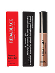 Red&Black Eyebrow Setting Gel Natural Long-lasting Colorful Charming 7ml