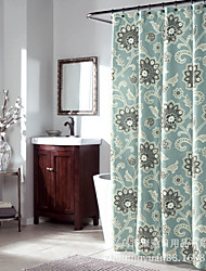 "Modern Eurpeanism Shower Curtains W71""×L71"""