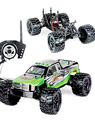 Truggy WLToys L212 1:12 Brushless Electric RC Car 60KM/H 2.4G Green / Red Ready-To-GoRemote Control Car / Remote Controller/Transmitter /