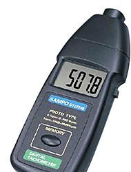 Sampo dt2234b blau für Tachoblitzfrequenz Instrument
