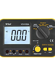 Vici 4105A Yellow for Ground Resistance Tester