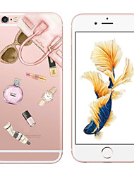 Luxury Printing Style Soft TPU Phone Case for iPhone 6/6s/6 Plus/6s Plus(Assorted Colors)