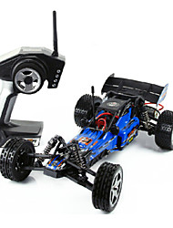 Buggy WLToys L959 1:12 Brush Electric RC Car 40KM/H 2.4G White / Blue / Green Ready-To-GoRemote Control Car / Remote