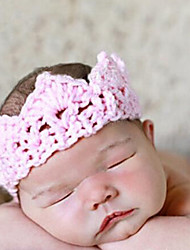 Kid's Handmake knitting Crown Headband(3-8Month)