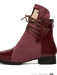 Women's Shoes Leatherette Low Heel Heels / Boat /Novelty Sandals / Heels / Boots / Fashion Sneakers / Loafers
