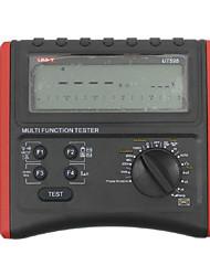 UNI-T ut593 красный для сопротивления изоляции мегомметром