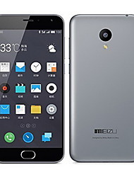 "MEIZU M2 Note 5.5 "" Android 5.0 Celular 4G (Chip Duplo oito-núcleo 13 MP 2GB + 16 GB Branco)"