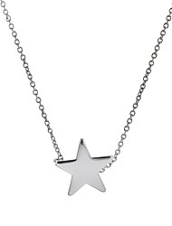 Women's Pendant Necklaces Pendants Copper Star Fashion Gold Silver Jewelry Wedding Party Daily Casual Sports 1pc