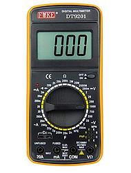FUKE DT9201 Yellow for Professinal Digital Multimeters