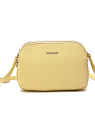 DAVIDJONES/Women PU / leatherette Sling Bag Shoulder Bag / Wristlet / Cross Body Bag / -More Color