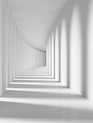 Art Decó Fondo de pantalla Para el hogar Contemporáneo Revestimiento de pared , Textil Material adhesiva requerida Mural , Revestimiento
