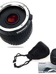 yongnuo® yn2.0x ii yn-2.0x teleconverter ii extender autofocus lens voor canon eos ef lens