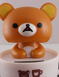 Cup Bear Car Decoration