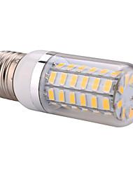 12W E14 / E26/E27 LED Mais-Birnen T 60 SMD 5730 1200 lm Warmes Weiß / Kühles Weiß AC 220-240 / AC 110-130 V 1 Stück