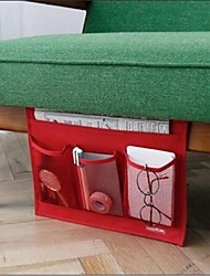 Storage Bags / Storage Units / Desktop Organizers Ties Open,PU Leather / Textile