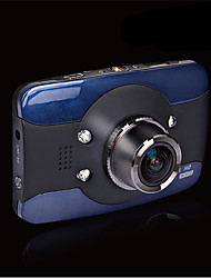 High Quality Mini Black Box 3.0'TFT FullHD 1080P Car Dvr Camcorder With IR Night Vision 170 Degree G-sensor Novatek Chip