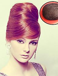 preenchimento de cabelo redonda para fabricante de cabelo updos preenchimento para estúdio hairstylist