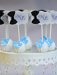 Mr Black Tie Pops