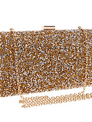 L.WEST® Women's Handmade High-grade Diamonds Party/Evening Bag