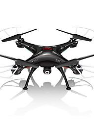 Drohne SYMA X5SW 4 Kan?le 6 Achsen 2.4G Mit Kamera Ferngesteuerter Quadrocopter FPV / Kopfloser Modus / 360-Grad-Flip Flug / Mit Kamera