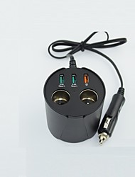 Cup Type Intelligent  Car Charger Specification
