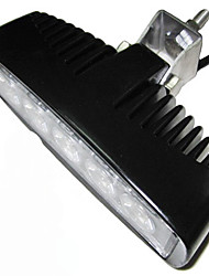15W 3 LEDs Rectangle Work Light