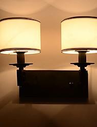 AC 12 40W E12/E14 Современный Живопись Особенность for Мини,Вверх Настенные светильники настенный светильник
