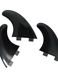 aletas prancha FCS barbatanas barbatanas de surf FCS g5 (3 peças)