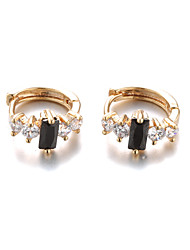 Sjeweler Girls Gold Plating Hoop Earrings