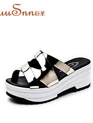JUUSNN® Women's PU Sandals