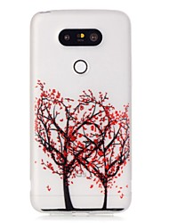 Love Tree Luminous Dream Catcher Pattern Sofe TPU Case for LG G5