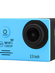 OEM SJ7000 Sports Action Camera 3MP 640 x 480 / 2048 x 1536 / 2592 x 1944 / 3264 x 2448 / 1920 x 1080 / 3648 x 2736WiFi / Mini Style /